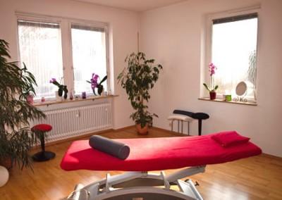 Praxisraum 1 Physiotherapie Müllheim
