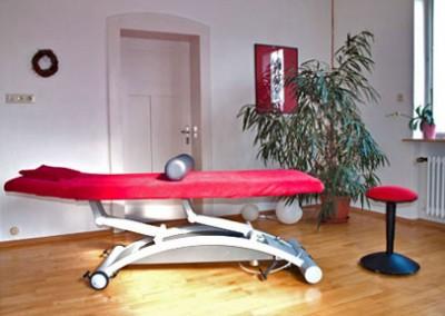 Heller Physio Praxisraum